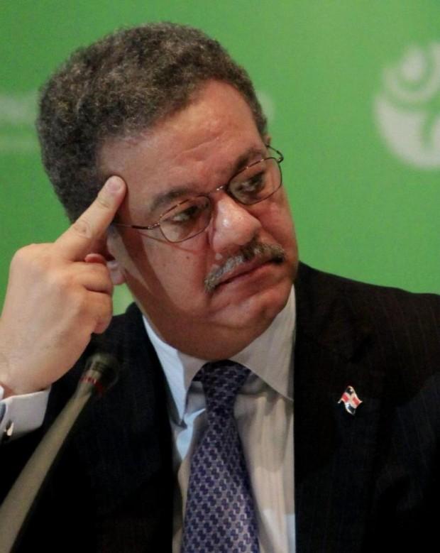 Resultado de imagen para expresidente leonel fernandez
